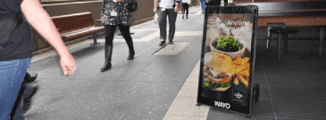 Wayo - Mobile Digital Signage
