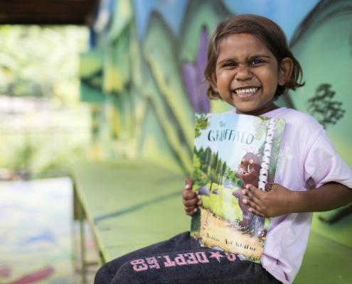 Elexon Electronics book drive for indigenous children