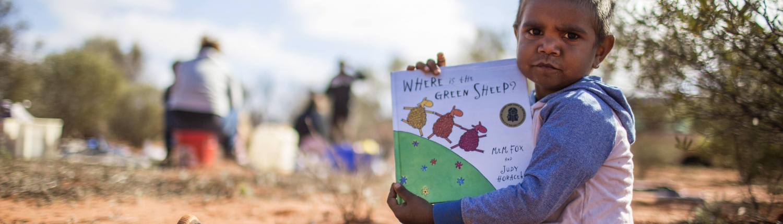 Indigenous literacy day at Elexon